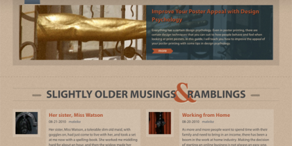 10 Free WordPress Themes from 2011
