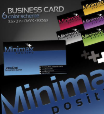 Free Business Card Design Templates