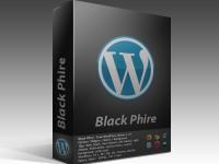 Phire – Free WordPress theme