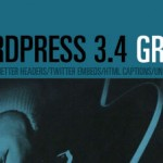 "Publishing systems – WordPress 3.4 ""Green"""