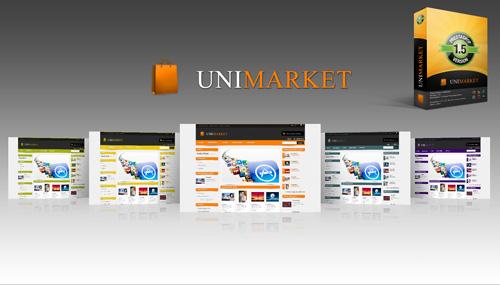 UniMarket - PrestaShop Theme