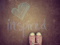 Where to find inspiration to be inspired