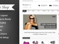 Top Responsive eCommerce WordPress Themes to Adopt in 2013