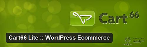 Cart66 Lite - WordPress Ecommerce