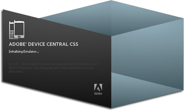 Adobe Device Central CS5.5
