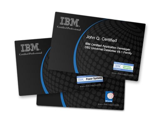 IBM Certification