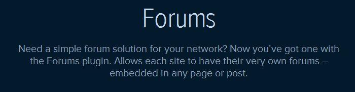 List of best WordPress forum plugins