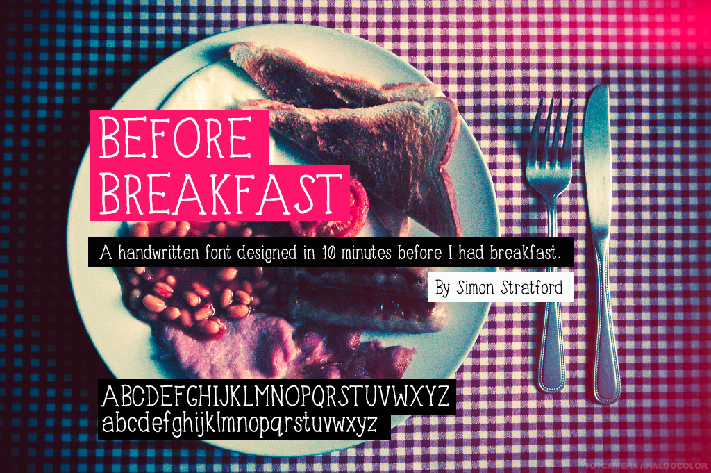 Before Breakfast