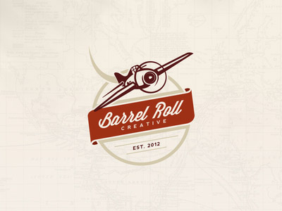 Barrel Roll Creative Logo