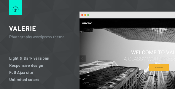 Valerie by Themeforest
