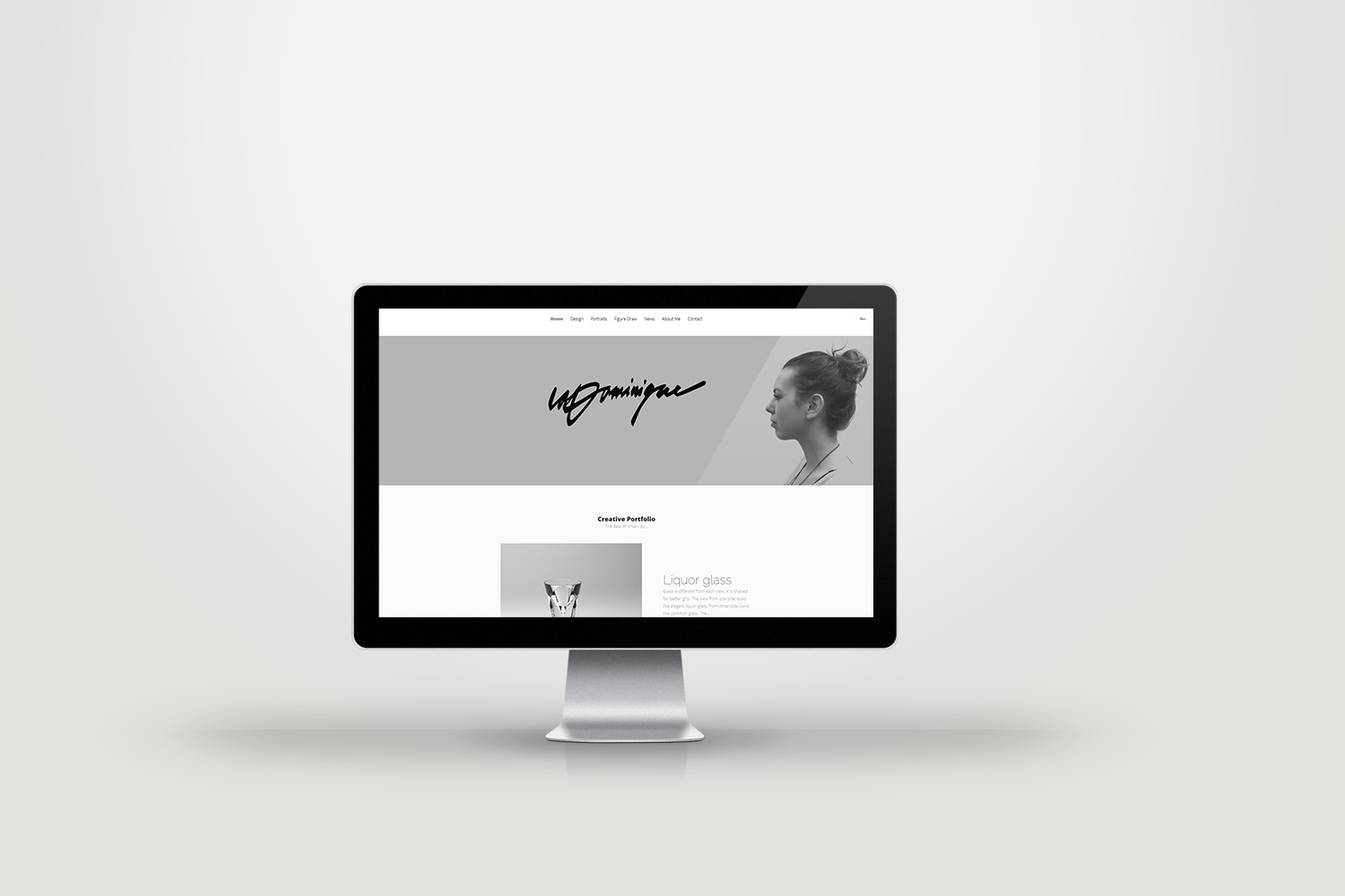 La Dominique – Creative Designer