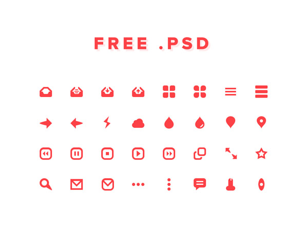 Beautiful Free Icon Sets