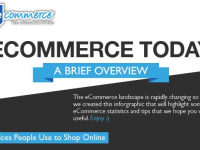 eCommerce Today Infographic a Brief Overview
