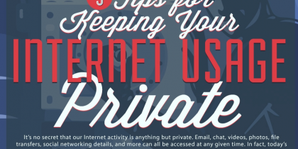 Tips for Keeping Your Internet Usage Private