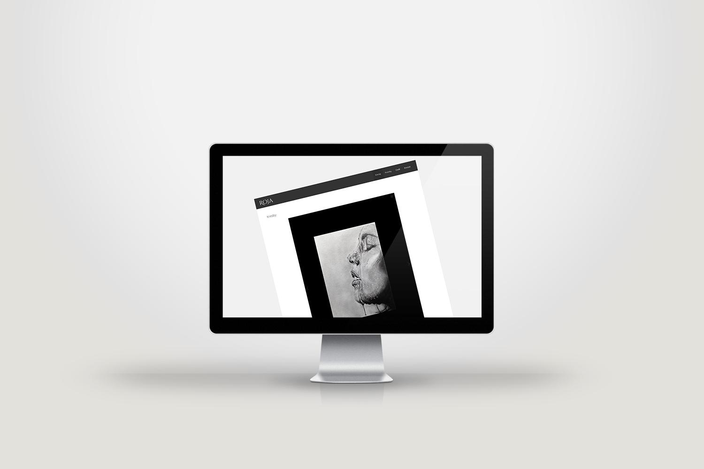 RoJa - Kresba tužkou, Malba, Portréty