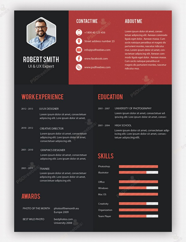 50 free microsoft word resume templates for download creative professional template big format freshers