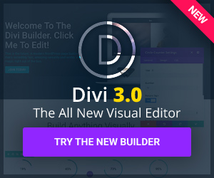 Divi 3.0 Is Finally Here – And, More Powerful & Flexible‎