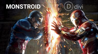 Monstroid vs. Divi – Either You Choose It or You Lose It