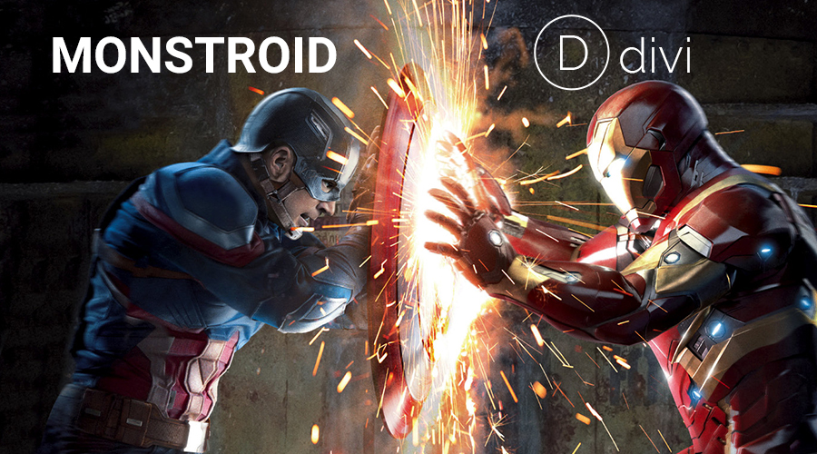 Monstroid vs. Divi - Either You Choose It or You Lose It