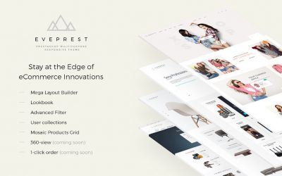 Eveprest – Multipurpose PrestaShop Theme