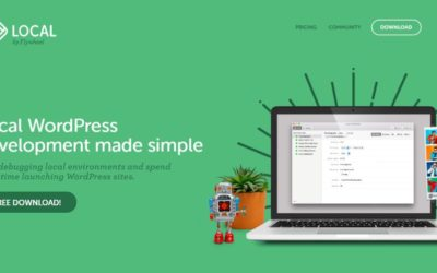 Flywheel – Local WordPress development made simple