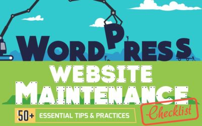 50+ Essential Tips for WordPress Website Maintenance