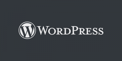 Publishing systems – WordPress 2.8