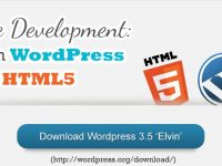 Site Development With WordPress and HTML5