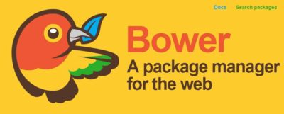 Bower – a package manager for the web