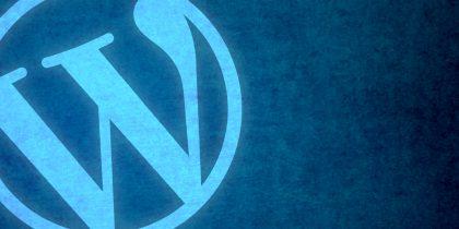 Publishing systems – WordPress 2.9