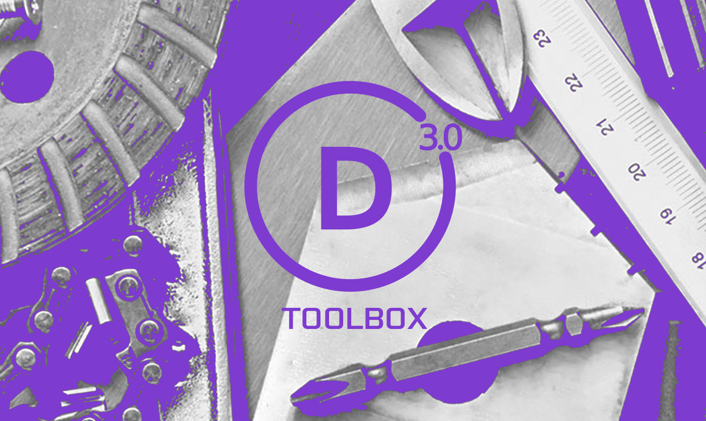 Divi 3.0 WordPress Theme Resource Toolbox
