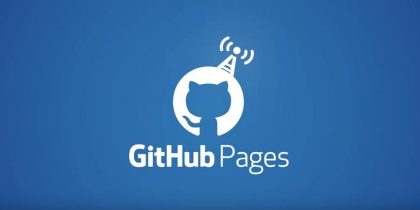 GitHub Pages – Just edit, push, and your changes are live