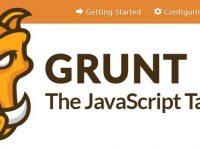 Grunt: The JavaScript Task Runner