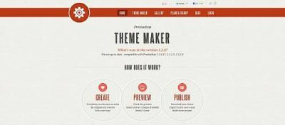 Prestashop 1.5 Theme Maker & Generator of responsive design