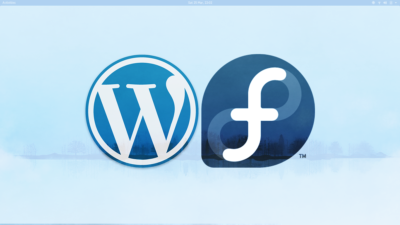 How to install WordPress on Fedora