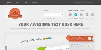 10 New High-Quality WordPress Themes 2012