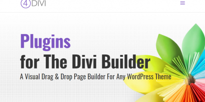4Divi – Plugins for Divi Builder