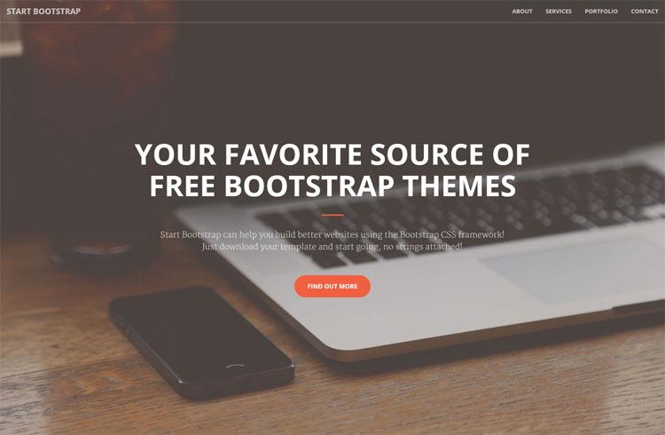 Start Bootstrap - Creative