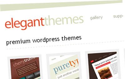 Elegant Themes – Premium WordPress Club