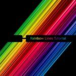 Rainbow Lines Tutorial