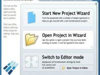 Digital Scratch – Flash screen saver