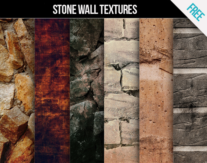 FREE Stone wall texture pack