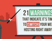 Time to Switch Your Web Hosting – Infographic