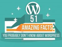 51 Amazing Facts About WordPress – Infographic