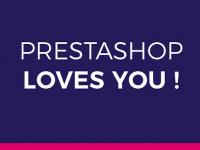 PrestaShop Loves You! – Infographic