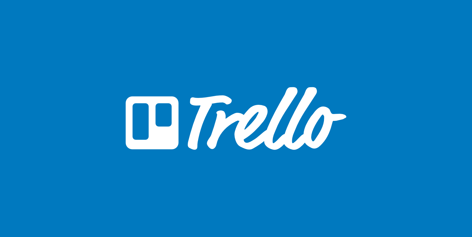 Trello - project management