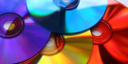 Why it is important to create a backup on a DVD or CD