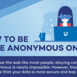 How to Be More Anonymous Online – Infographic