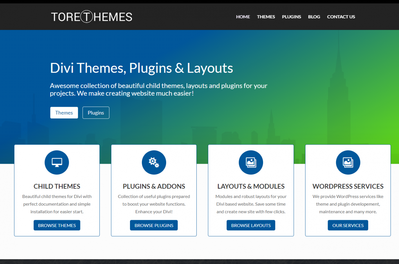 ToretThemes.com - Divi themes, plugins and layouts