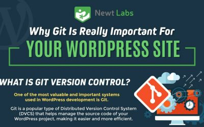 Why Git Is Important For Your WordPress Site – Infographic
